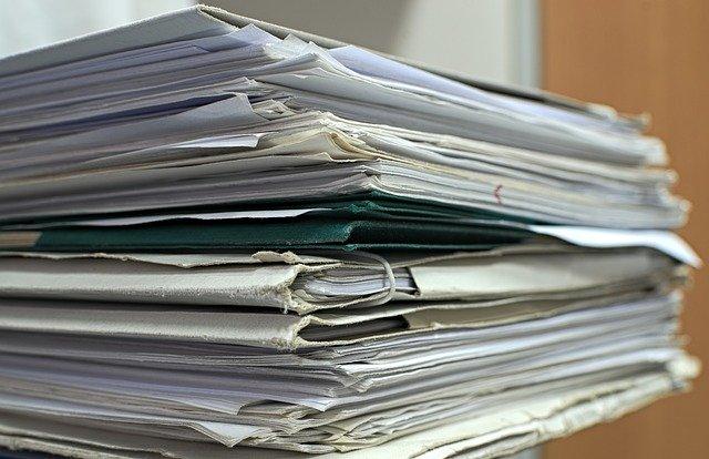 dokumenty doklady