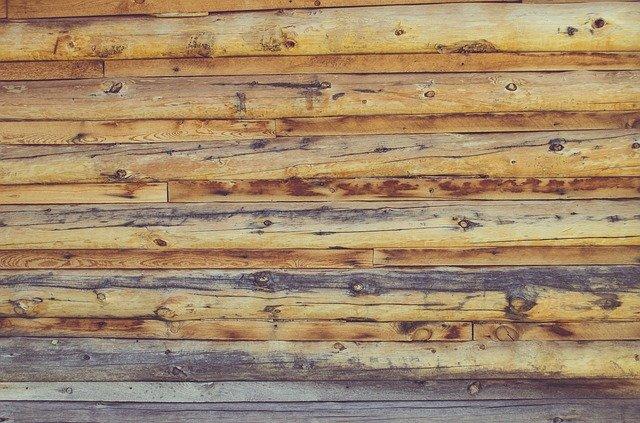 dřevěná krása